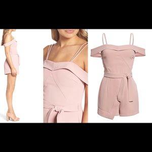 b5805635d9a Greylin Dresses - Greylin Ellie Romper- Size S